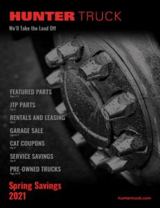 commercial truck specials